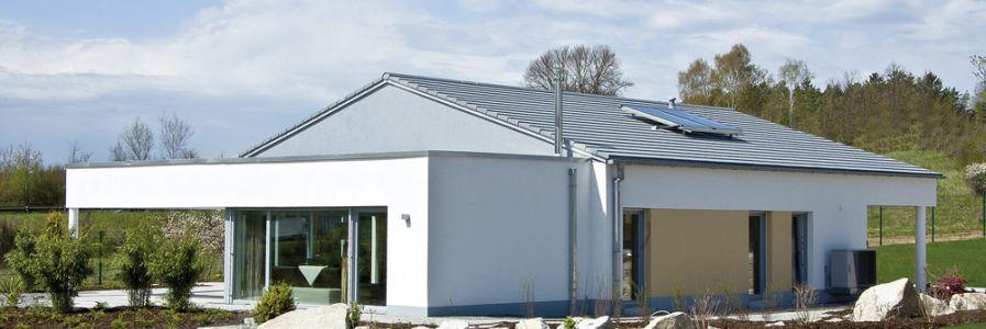 Musterhaus bungalow  Musterhäuser - CREATIV BAU Baumanagement GmbH
